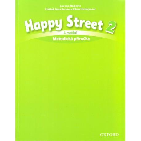 Happy Street 2 Third Edition Teacher's Book Czech Edition Oxford University Press 9780194751414
