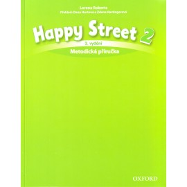 Happy Street 2 Third Edition Teacher's Book Czech Edition
