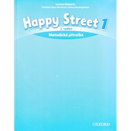 Happy Street 1 Third Edition Teacher's Book Czech Edition