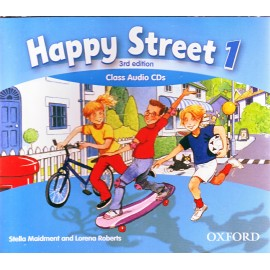 Happy Street 1 Third Edition Class Audio CDs