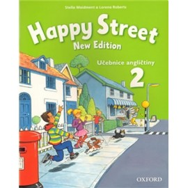 Happy Street New Edition 2 Class Book Czech Edition