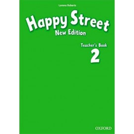 Happy Street New Edition 2 Teacher's Book