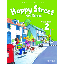 Happy Street New Edition 2 Class Book