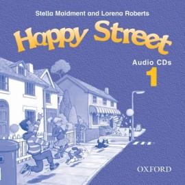 Happy Street 1 Audio CDs