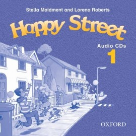 Happy Street 1 Audio CDs