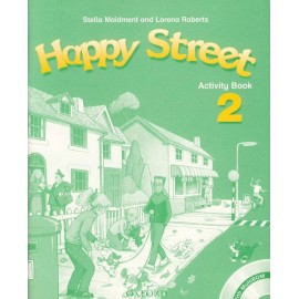 Happy Street 2 Activity Book + MultiROM