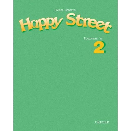 Happy Street 2 Teacher's Book Oxford University Press 9780194338431