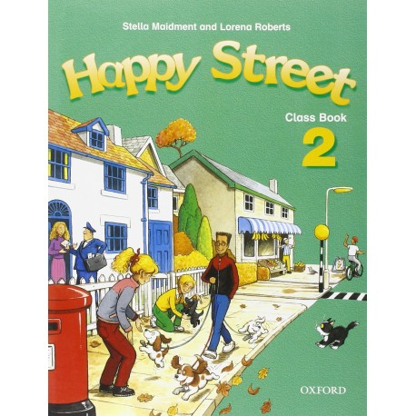 Happy Street 2 Class Book Oxford University Press 9780194338417