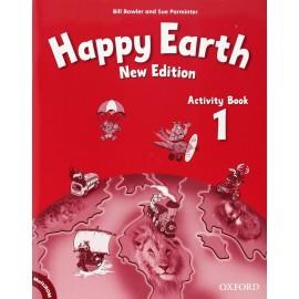 Happy Earth New Edition 1 Activity Book