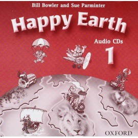 Happy Earth 1 Audio CDs