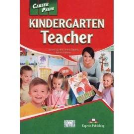 Career Paths: Kindergarten Teacher Student's Book