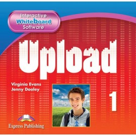 Upload 1 Interactive Whiteboard Software CD-ROM