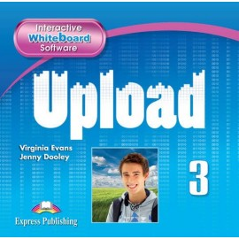 Upload 3 Interactive Whiteboard Software CD-ROM