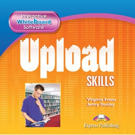 Upload Skills Interactive Whiteboard Software CD-ROM