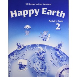 Happy Earth 2 Activity Book + MultiROM