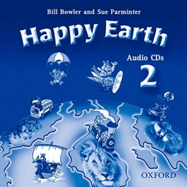 Happy Earth 2 Audio CDs