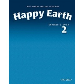 Happy Earth 2 Teacher's Book