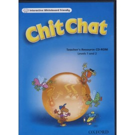 Chit Chat 1 and 2 Teacher's Resource CD-ROM