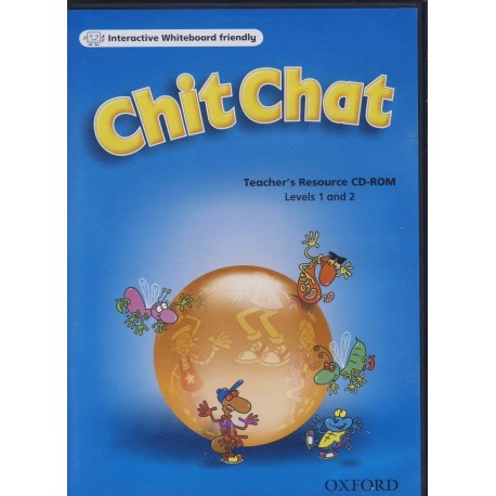 Chit Chat 1 and 2 Teacher's Resource CD-ROM Oxford University Press 9780194394130