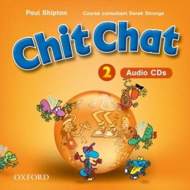 Chit Chat 2 Audio CDs