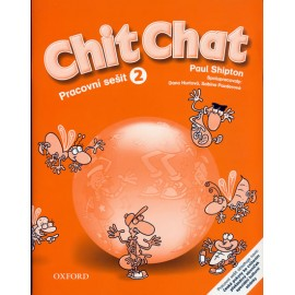 Chit Chat 2 Activity Book Czech Edition
