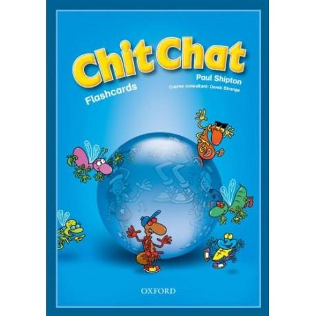 Chit Chat 1 Flashcards Oxford University Press 9780194378307