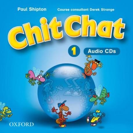 Chit Chat 1 Audio CDs Oxford University Press 9780194388993