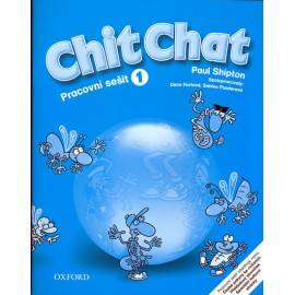 Chit Chat 1 Activity Book Czech Edition