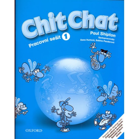 Chit Chat 1 Activity Book Czech Edition Oxford University Press 9780194378321
