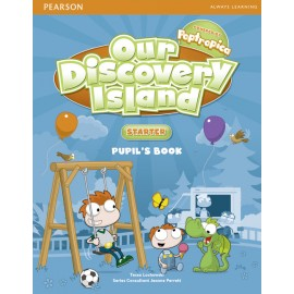 Our Discovery Island Starter Pupil's Book + Access Code