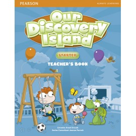 Our Discovery Island Starter Teacher's Book + Access Code