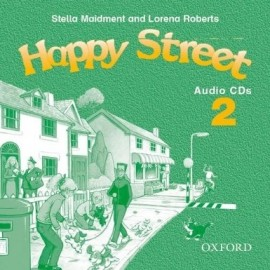 Happy Street 2 Audio CDs