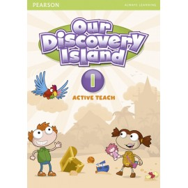 Our Discovery Island Level 1 Active Teach CD-ROM (Interactive Whiteboard Software)