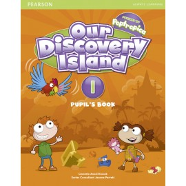 Our Discovery Island Level 1 Pupil's Book + Access Code