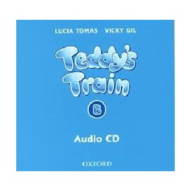 Teddy's Train B Audio CD