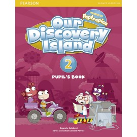 Our Discovery Island Level 2 Pupil's Book + Access Code