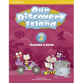 Our Discovery Island Level 2 Teacher's Book + Access Code