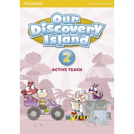 Our Discovery Island Level 2 Active Teach CD-ROM (Interactive Whiteboard Software)