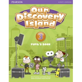 Our Discovery Island Level 3 Pupil's Book + Access Code