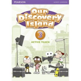 Our Discovery Island Level 3 Active Teach CD-ROM (Interactive Whiteboard Software)