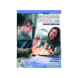 Business Focus Elementary Student's Book with CD-ROM