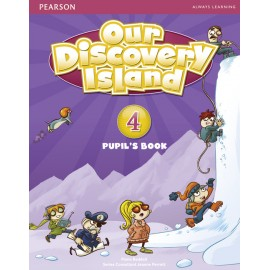 Our Discovery Island Level 4 Pupil's Book + Access Code