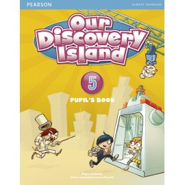 Our Discovery Island Level 5 Pupil's Book + Access Code