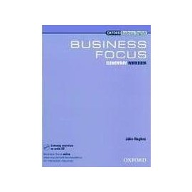 Business Focus Elementary Workbook with Audio CD Pack
