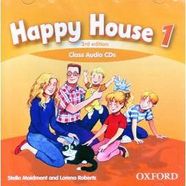 Happy House 1 Third Edition Class Audio CDs