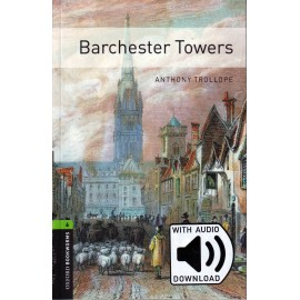 Oxford Bookworms: Barchester Towers + MP3 audio download