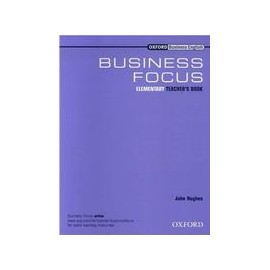 Business Focus Elementary Teacher's Book