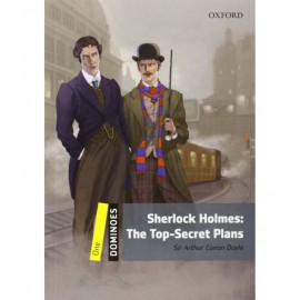 Oxford Dominoes: Sherlock Holmes: The Top-Secret Plans