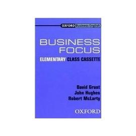 Business Focus Elementary Class Cassette
