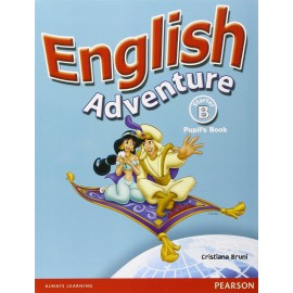 English Adventure Starter B Pupil's Book